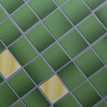 Interior Design: mosaic-greengold_z4